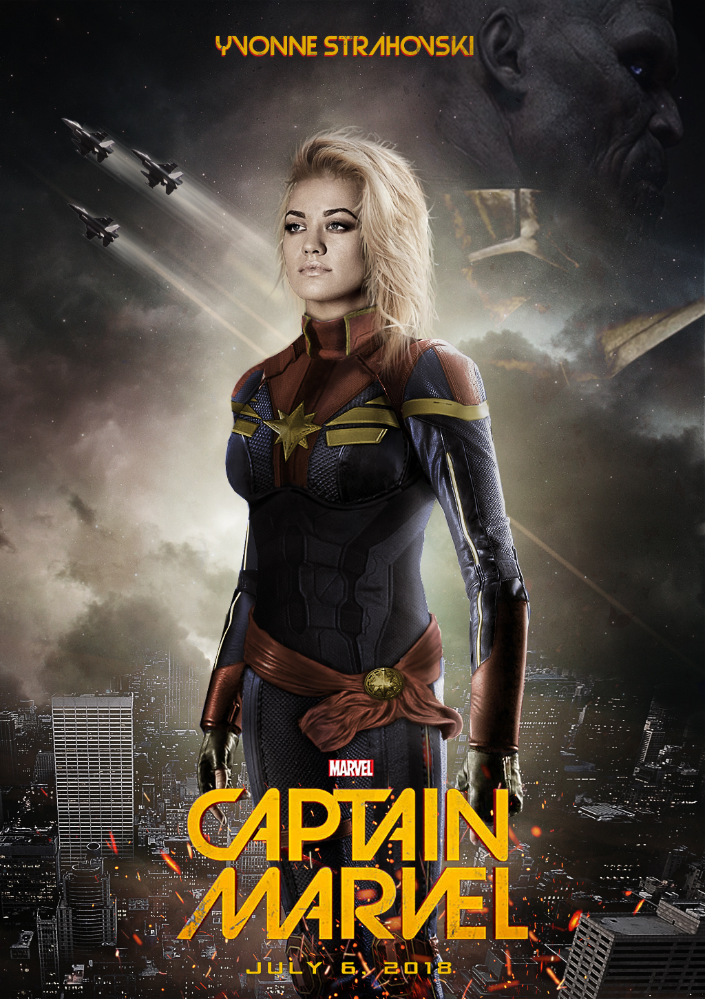 Image result for Captain Marvel (2018)