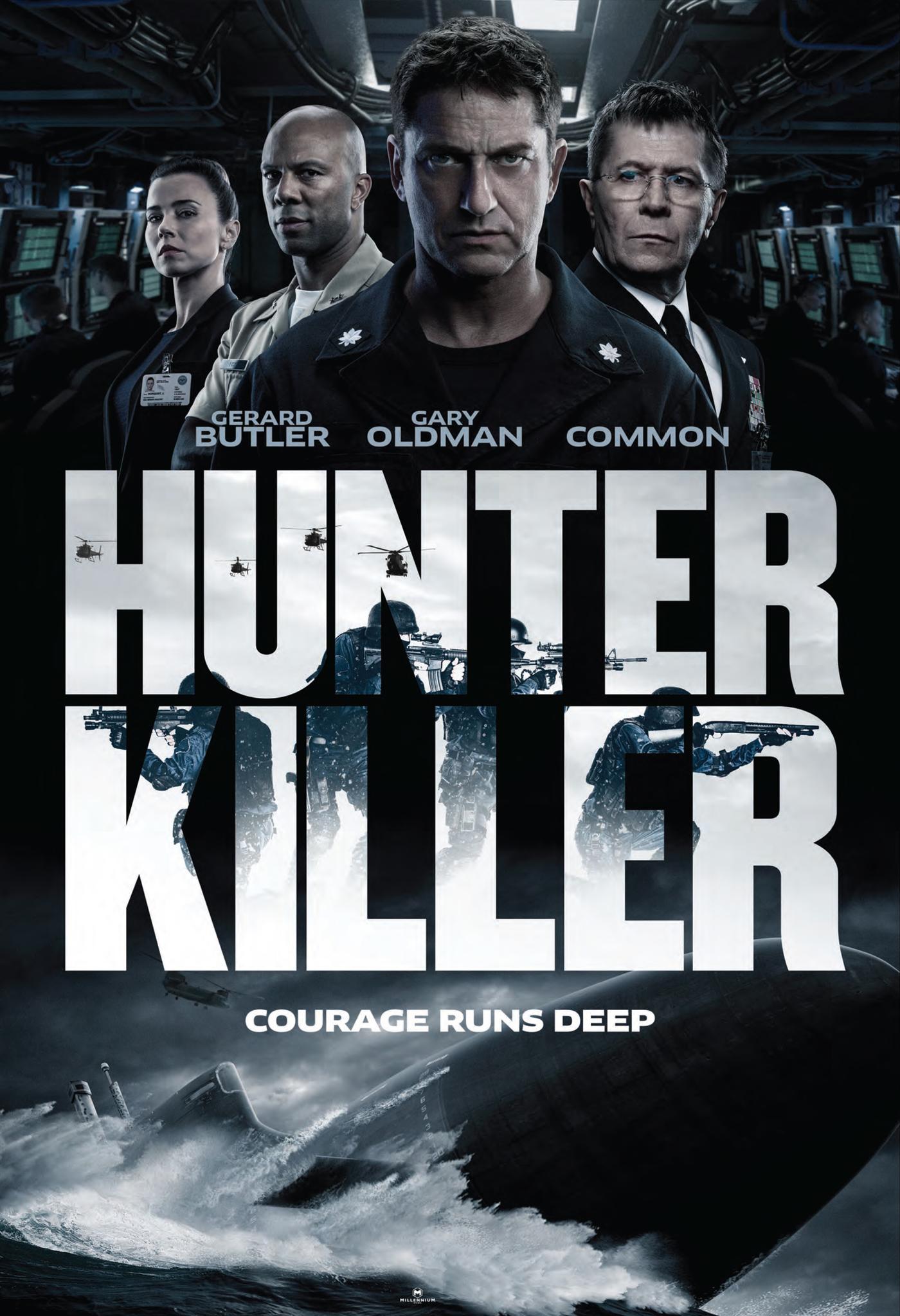 Hunter Killer 2021