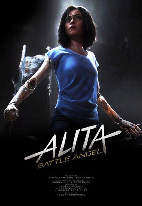 Alita  Battle Angel 2018
