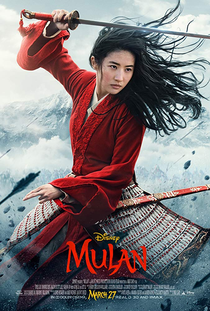 Mulan 2020 | Coming Soon & Upcoming Movie Trailer 2020