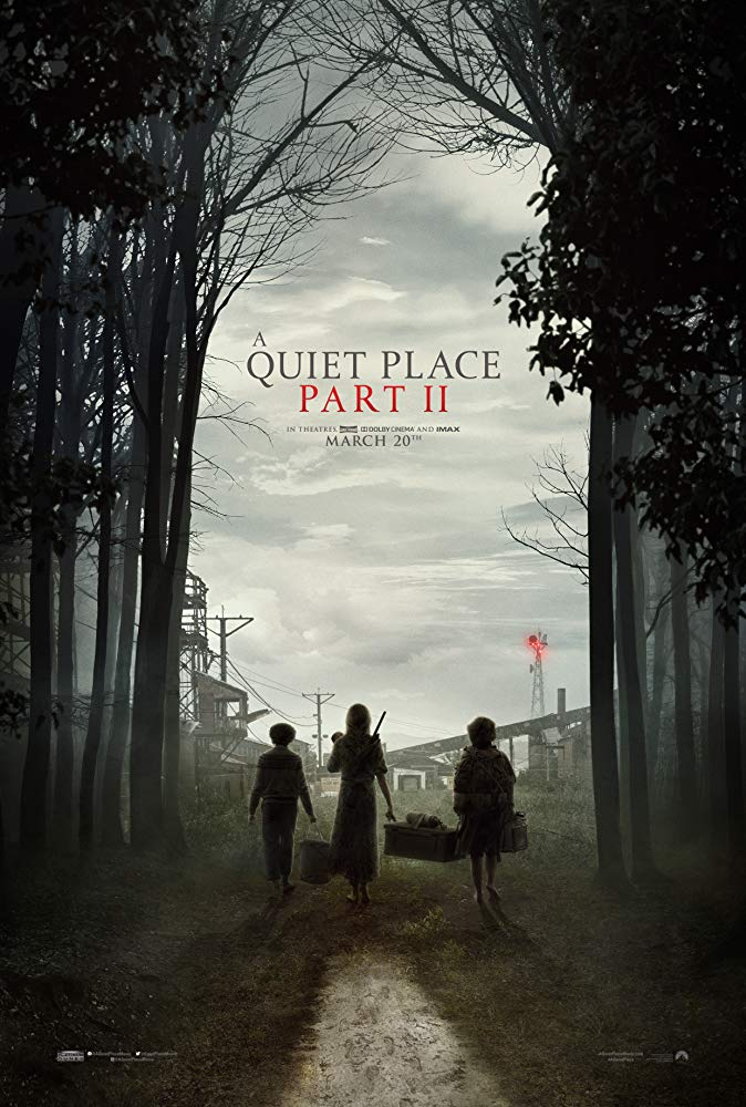 A Quiet Place Part 2 (2020)