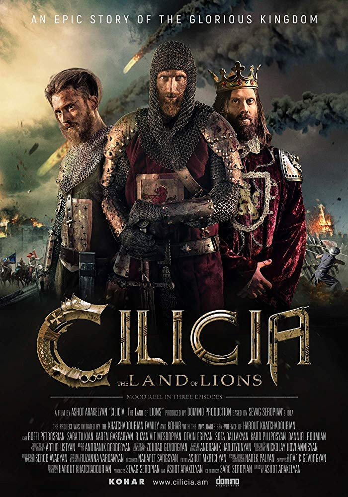 Cilicia: The Land of Lions